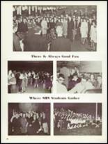 1963 Sandusky High School Yearbook Page 92 & 93