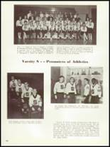 1963 Sandusky High School Yearbook Page 138 & 139