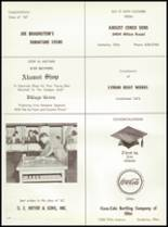 1963 Sandusky High School Yearbook Page 148 & 149