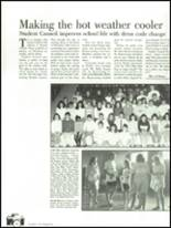 1988 Elida High School Yearbook Page 38 & 39