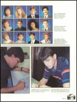 1988 Elida High School Yearbook Page 92 & 93