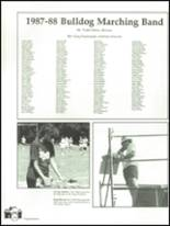 1988 Elida High School Yearbook Page 138 & 139