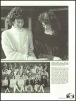 1988 Elida High School Yearbook Page 156 & 157