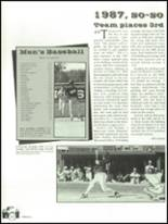 1988 Elida High School Yearbook Page 166 & 167