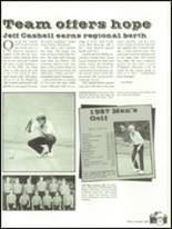 1988 Elida High School Yearbook Page 200 & 201