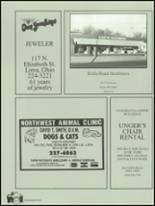 1988 Elida High School Yearbook Page 220 & 221