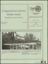 1988 Elida High School Yearbook Page 230 & 231