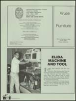 1988 Elida High School Yearbook Page 242 & 243