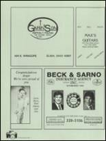 1988 Elida High School Yearbook Page 246 & 247