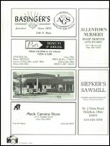 1988 Elida High School Yearbook Page 258 & 259