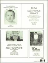 1988 Elida High School Yearbook Page 260 & 261