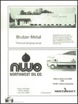1988 Elida High School Yearbook Page 264 & 265