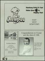 1988 Elida High School Yearbook Page 266 & 267