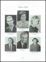 1964 Triway High School Yearbook Page 26 & 27