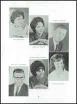 1964 Triway High School Yearbook Page 28 & 29
