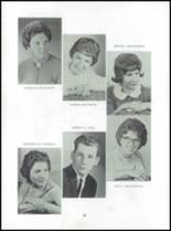 1964 Triway High School Yearbook Page 30 & 31