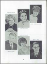 1964 Triway High School Yearbook Page 32 & 33