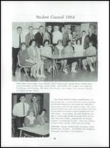 1964 Triway High School Yearbook Page 62 & 63
