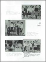 1964 Triway High School Yearbook Page 66 & 67