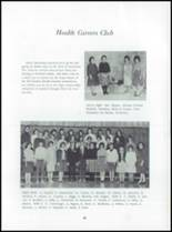 1964 Triway High School Yearbook Page 68 & 69