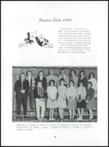 1964 Triway High School Yearbook Page 80 & 81