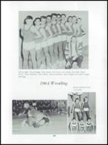 1964 Triway High School Yearbook Page 106 & 107