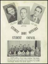 1952 Craig High School Yearbook Page 10 & 11
