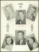 1952 Craig High School Yearbook Page 14 & 15
