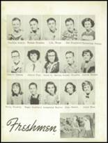 1952 Craig High School Yearbook Page 22 & 23