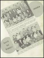 1952 Craig High School Yearbook Page 24 & 25