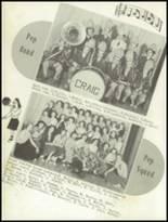 1952 Craig High School Yearbook Page 28 & 29