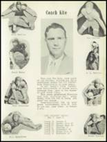 1952 Craig High School Yearbook Page 32 & 33