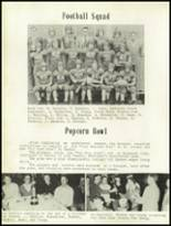 1952 Craig High School Yearbook Page 34 & 35