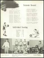 1952 Craig High School Yearbook Page 38 & 39
