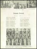 1952 Craig High School Yearbook Page 42 & 43