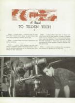 1945 Tilden Technical High School Yearbook Page 18 & 19