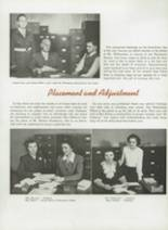 1945 Tilden Technical High School Yearbook Page 28 & 29