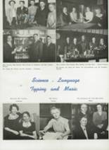 1945 Tilden Technical High School Yearbook Page 34 & 35