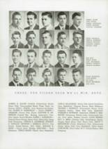 1945 Tilden Technical High School Yearbook Page 42 & 43