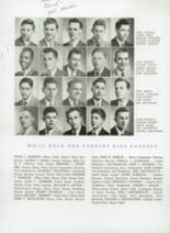 1945 Tilden Technical High School Yearbook Page 46 & 47