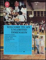1985 Analy High School Yearbook Page 18 & 19