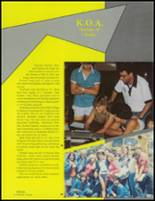 1985 Analy High School Yearbook Page 20 & 21