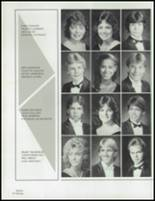 1985 Analy High School Yearbook Page 60 & 61
