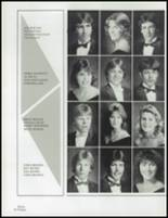 1985 Analy High School Yearbook Page 62 & 63