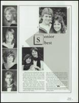 1985 Analy High School Yearbook Page 74 & 75