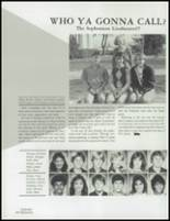 1985 Analy High School Yearbook Page 104 & 105