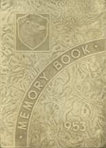 1953 Yearbook North High School