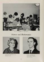 1965 Iron Mountain High School Yearbook Page 28 & 29