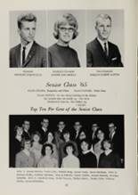 1965 Iron Mountain High School Yearbook Page 36 & 37