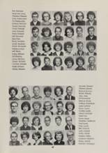 1965 Iron Mountain High School Yearbook Page 70 & 71